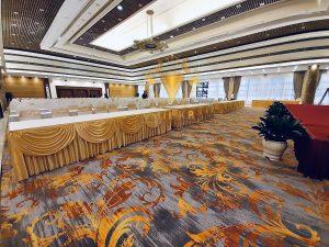 Trung tâm hội nghị sử dụng thảm Dệt tay cao cấp của MHKB